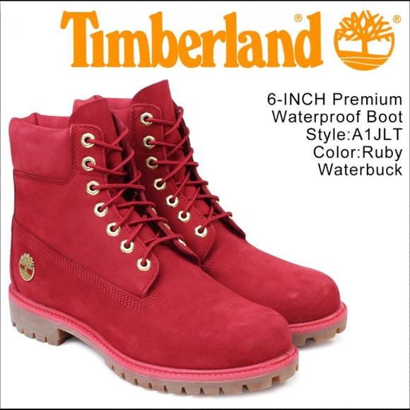 """d039b0fceb2 Men's Timberland Ruby 6"""" Boots- Like New condition"""